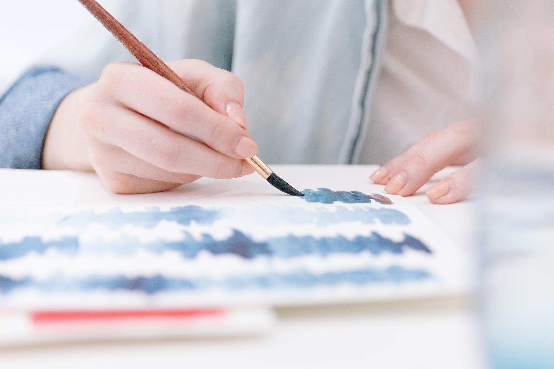 Peindre un tableau, vous pouvez le faire !
