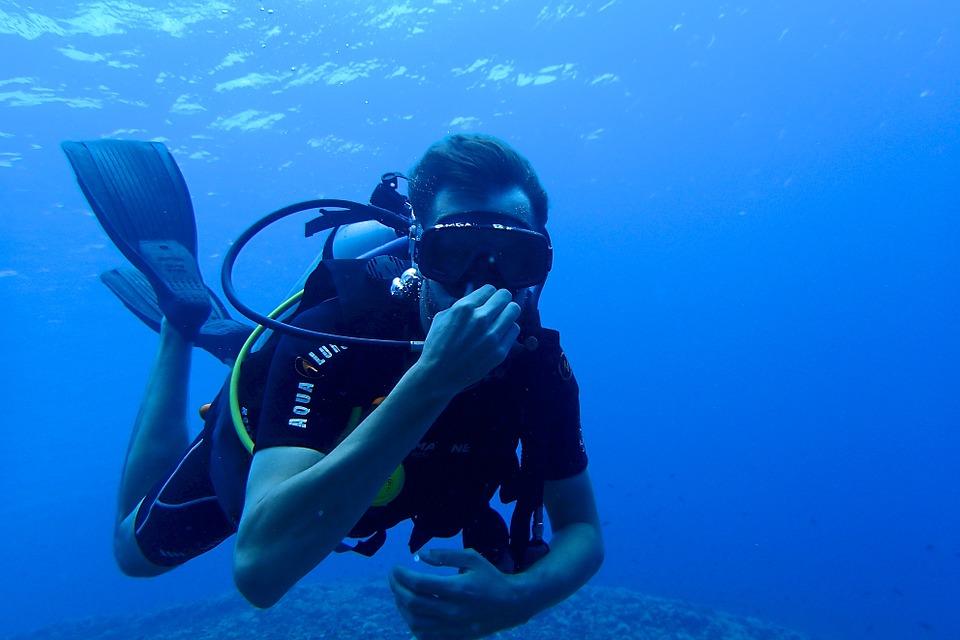 Passez votre baptême de plongée sous-marine !