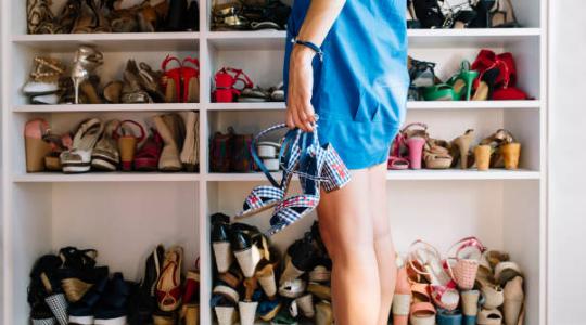 Comment offrir des chaussures sans se tromper ?